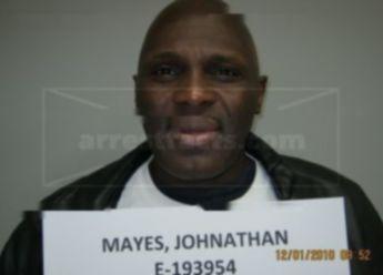 Johnathan Mayes