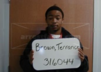 Terrence Lelamont Brown