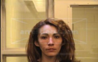 Rebecca Theresa Sandoval of New Mexico, arrests, mugshots