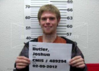Joshua Robert Butler