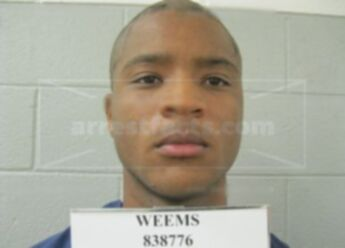 Devonte James Weems