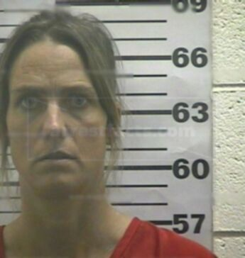 Kirsten A. Baker of New Mexico, arrests, mugshots, charges